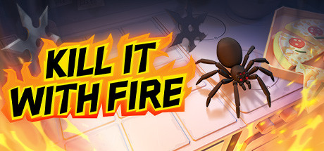 Kill It With Fire Cover Image