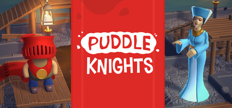 Puddle Knights Cover Image