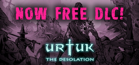 Urtuk The Desolation Capa
