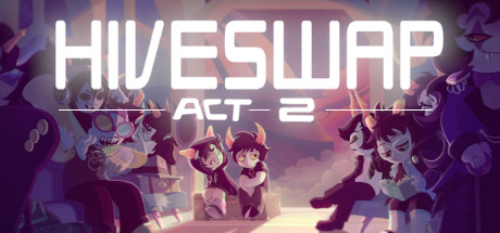 HIVESWAP: ACT 2 Cover Image