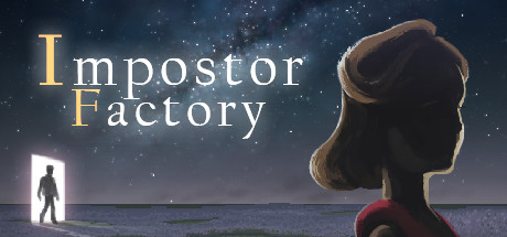 Impostor Factory Cover Image