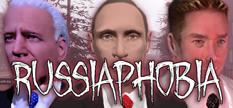 RUSSIAPHOBIA Cover Image