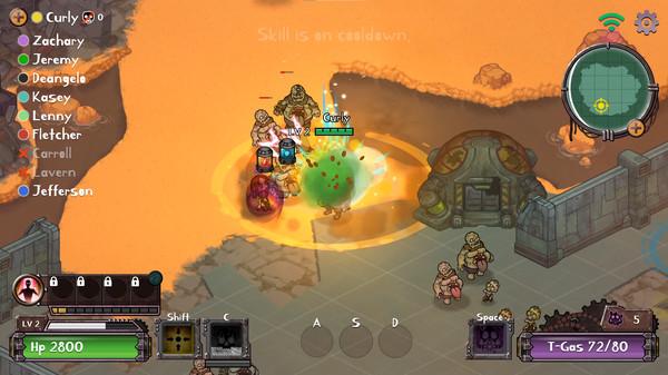 NecroLand_:_Undead_Corps游戏最新中文版《死灵之地:不死军团》