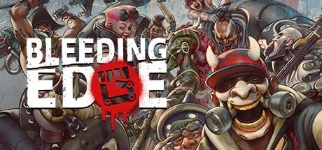 Bleeding Edge Cover Image