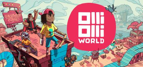 OlliOlli World Cover Image