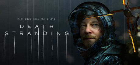 DEATH STRANDING Cover Image