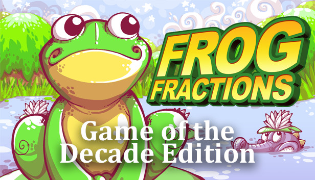 Frog fractionsbacon games free