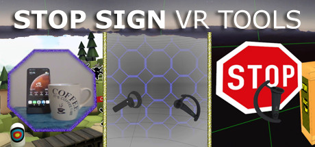 Stop Sign VR Tools Cover Image