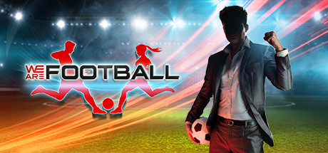 WE ARE FOOTBALL Cover Image