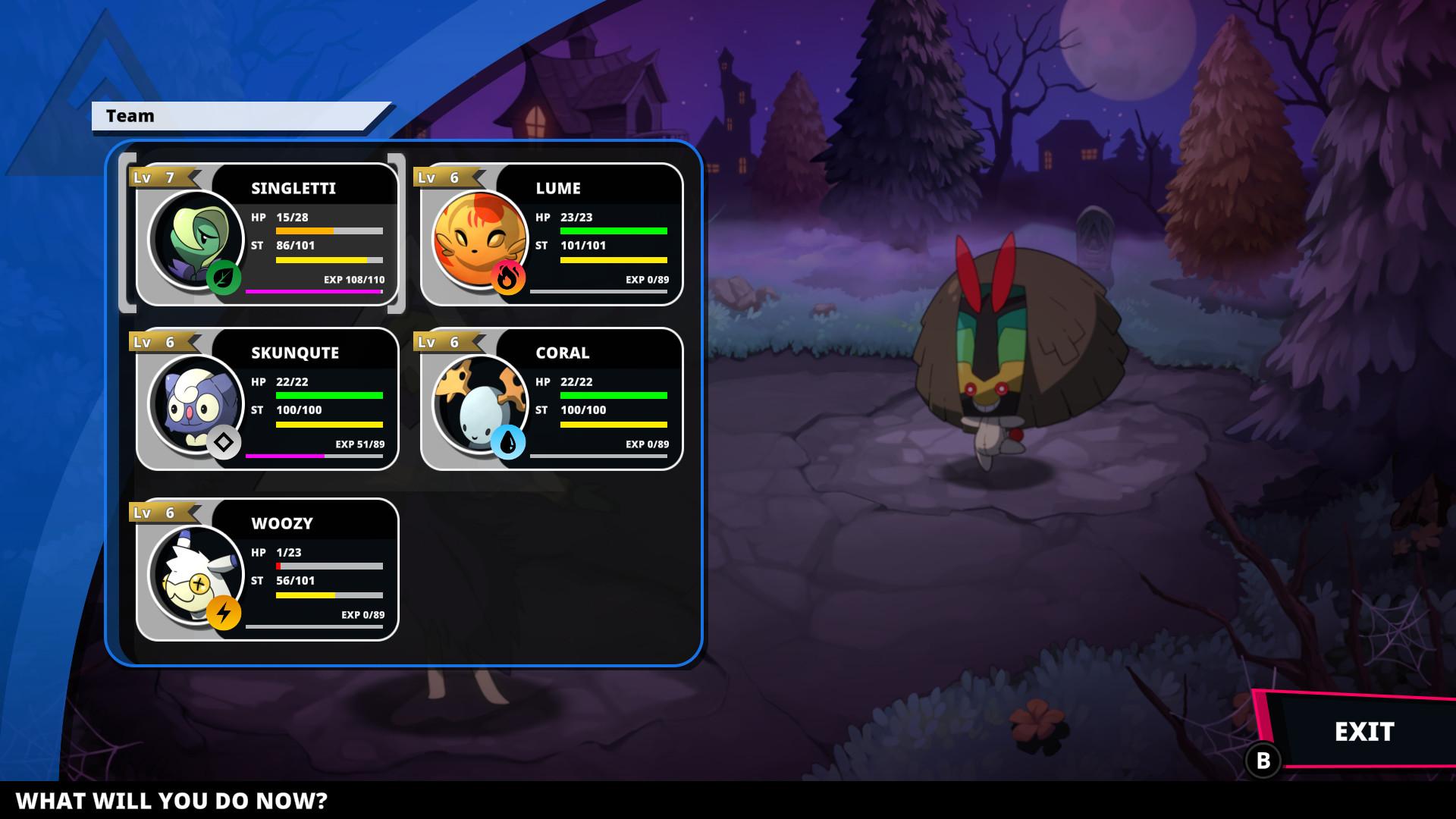 Nexomon: Extinction PC 3