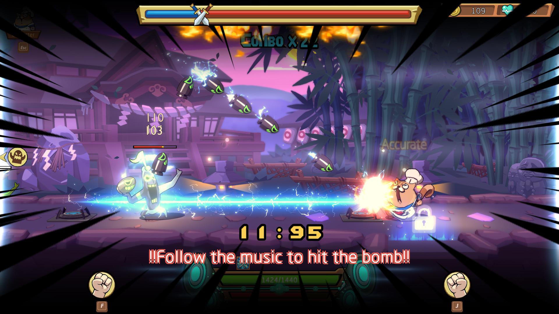 Rhythm Fighter on Steam