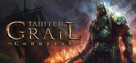 Tainted Grail Capa