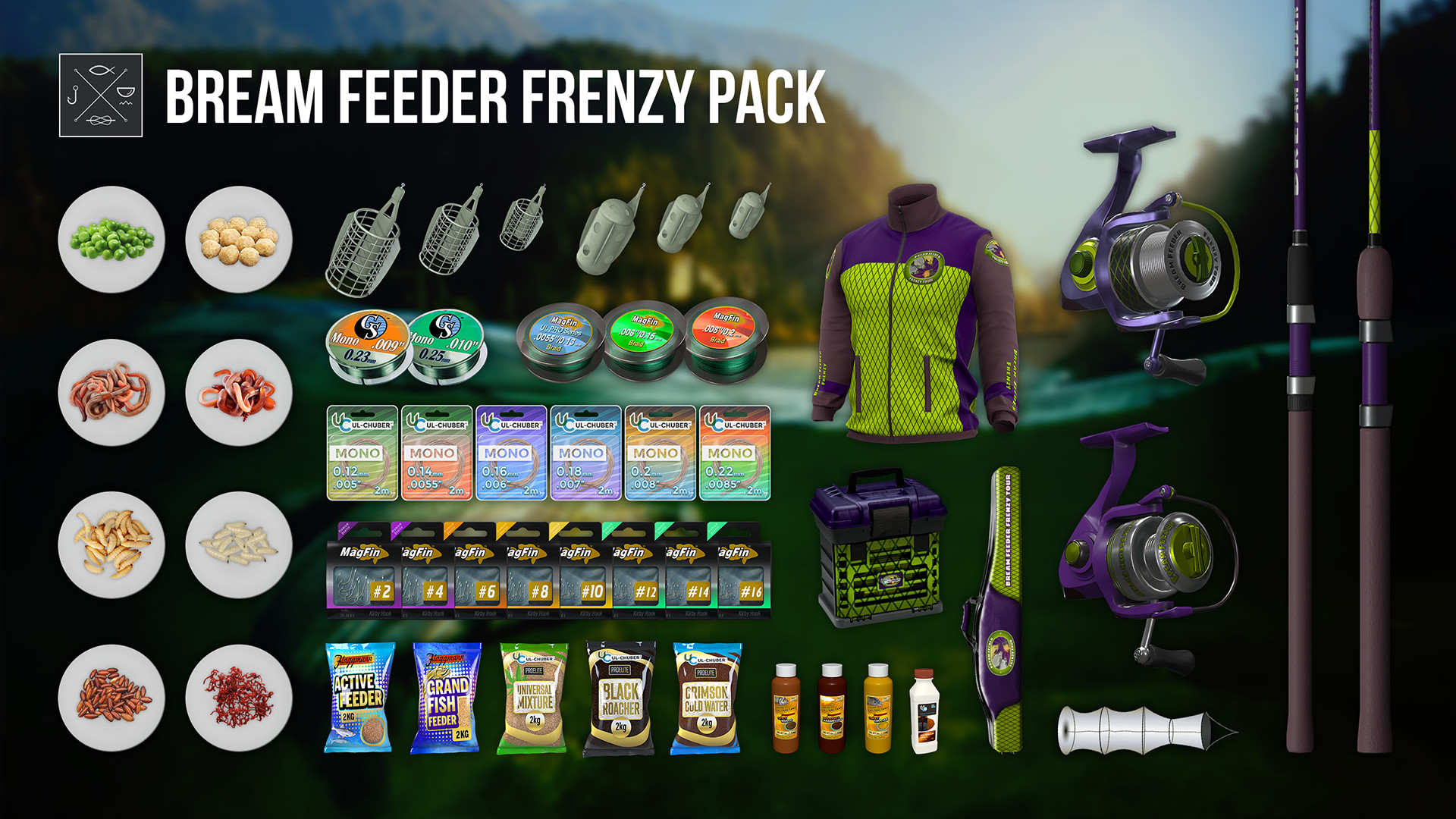 Fishing Planet - Sport Feeder Pack Download Free