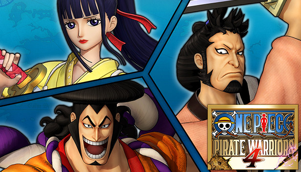 ONE PIECE: PIRATE WARRIORS 4 Land of Wano Pack on Steam
