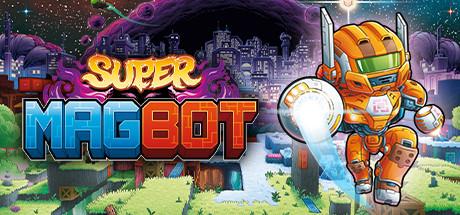 Super Magbot [PT-BR] Capa
