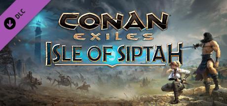 Conan Exiles Isle of Siptah [PT-BR] Capa