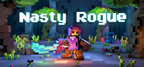 Nasty Rogue Cover Image