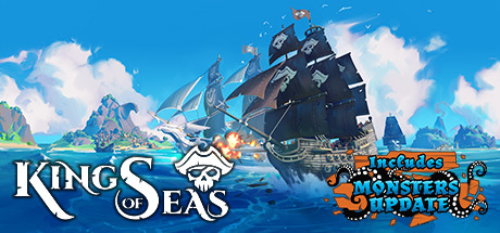 King of Seas Cover Image