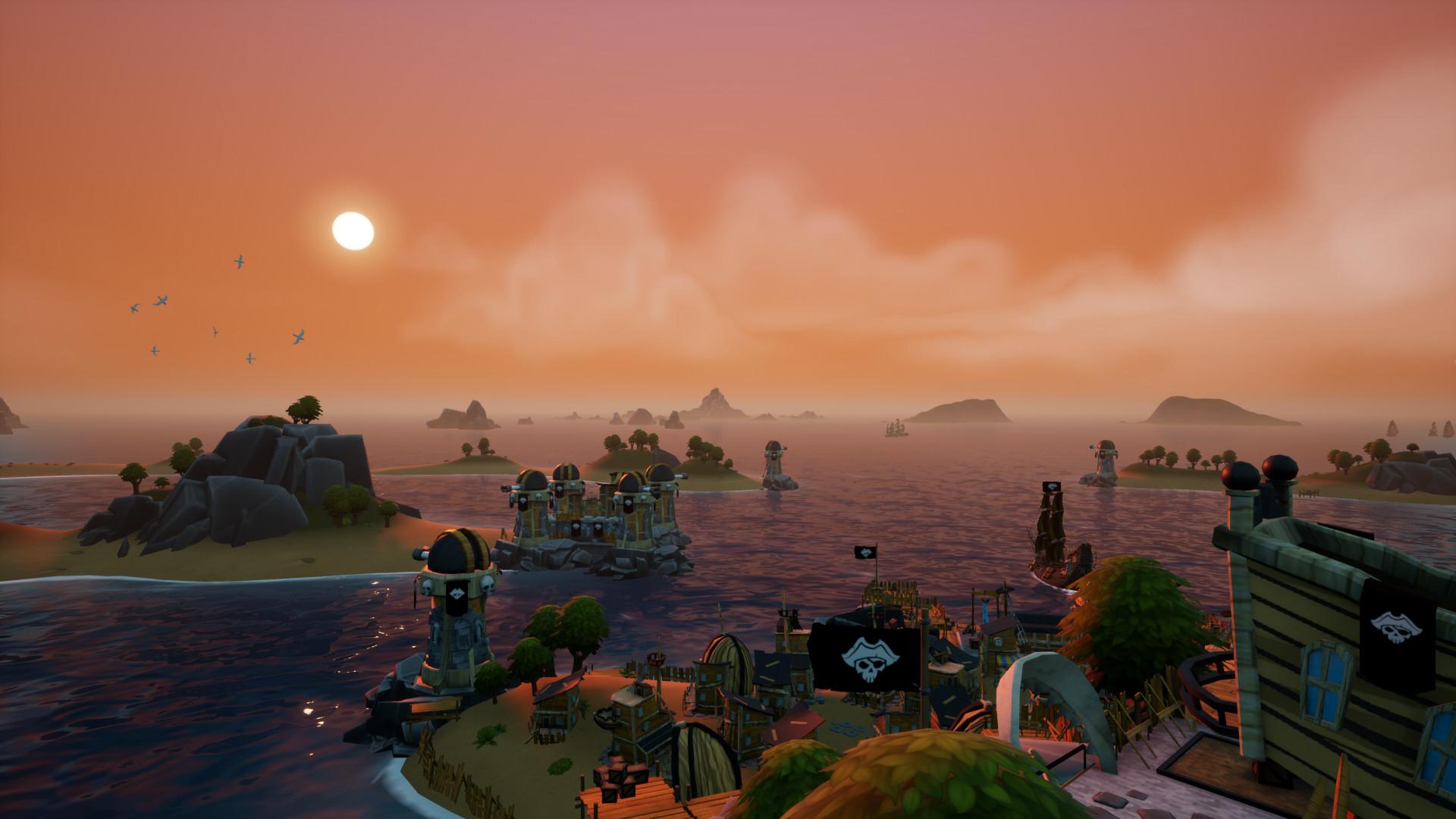 El RPG de piratas King of Seas ya tiene fecha de lanzamiento en Xbox One 2