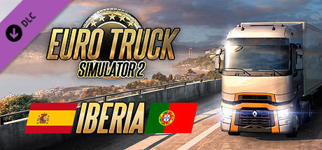 Euro Truck Simulator 2  Iberia [PT-BR] Capa
