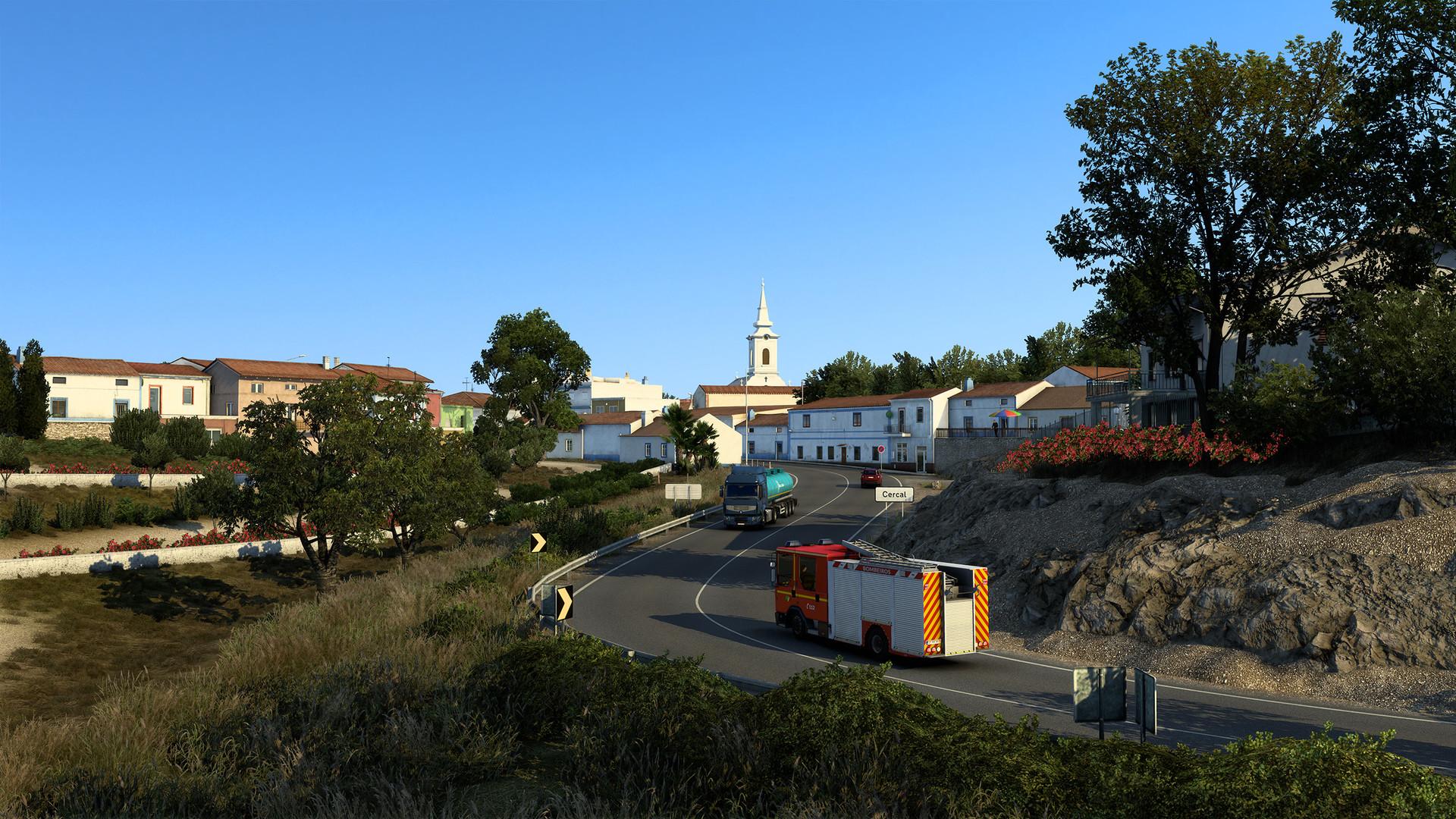 Euro Truck Simulator 2: Iberia Download Free