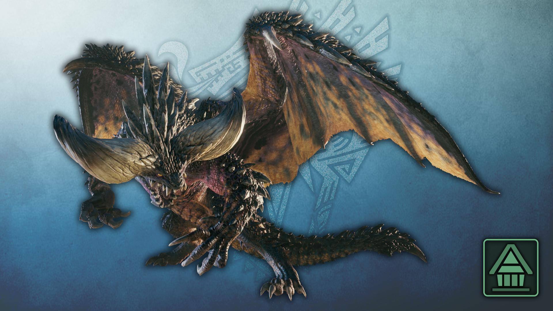 Monster Hunter World: Iceborne - MHW:I Monster Figure: Nergigante on Steam
