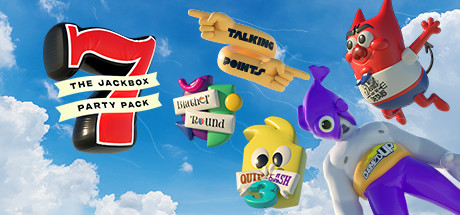 The Jackbox Party Pack 7 Capa