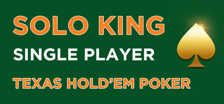 Texas Holdem Poker: Solo King Cover Image