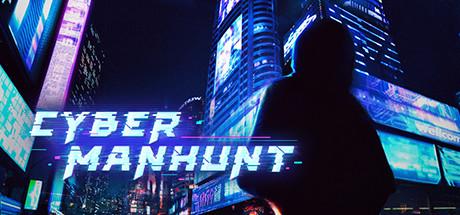 Cyber Manhunt Capa