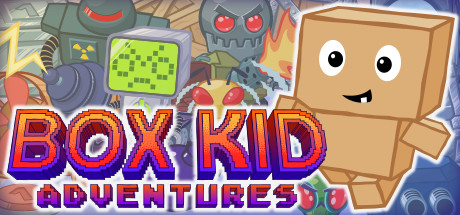 Teaser for Box Kid Adventures