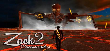 Zack 2 Celestines Map Capa