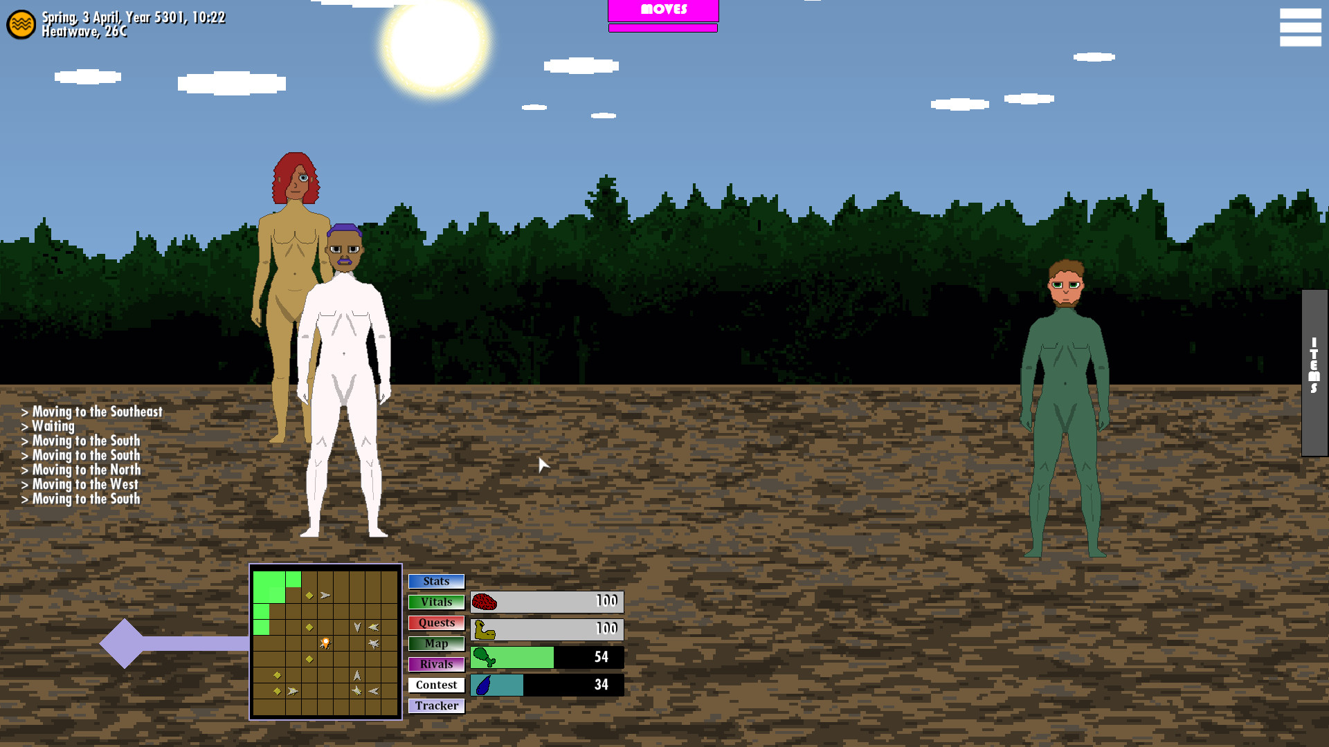 Game sissy maker TF Curse