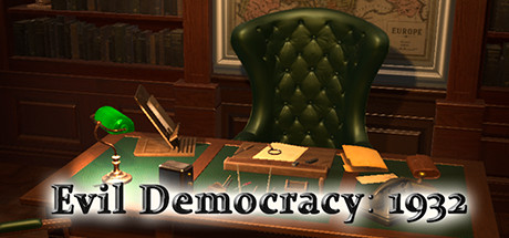 Evil Democracy: 1932 Cover Image