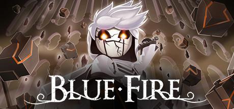 Blue Fire [PT-BR] Capa