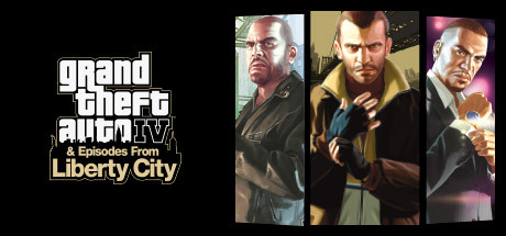 Grand Theft Auto IV: The Complete Edition Cover Image