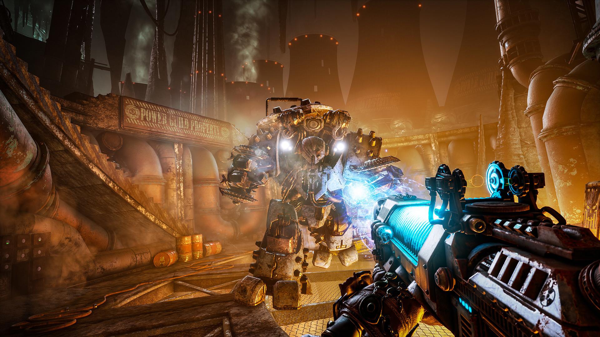 Necromunda Hired Gun Free Download