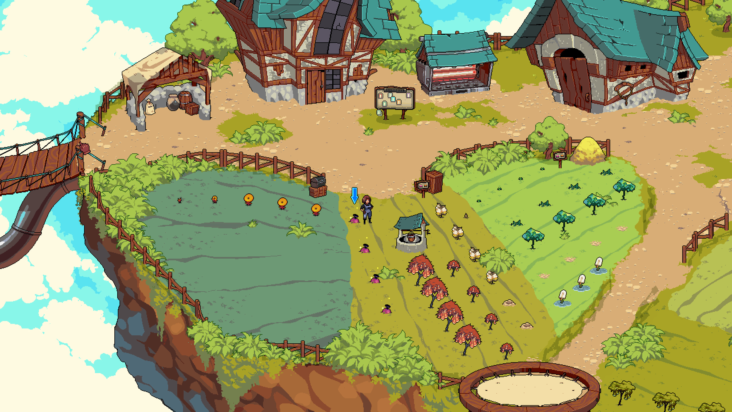 Cloud Meadow The Summer Fun Free Download