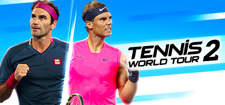Tennis World Tour 2 Cover Image