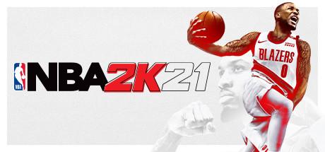 NBA 2K21 Cover Image