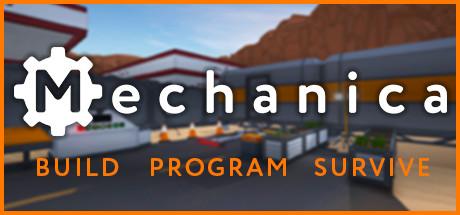 Mechanica Cover Image