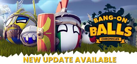 Bang-On Balls: Chronicles Cover Image