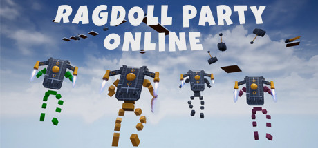 Ragdoll Party Online Cover Image
