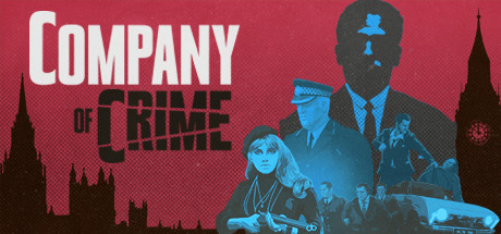 Company of Crime Capa
