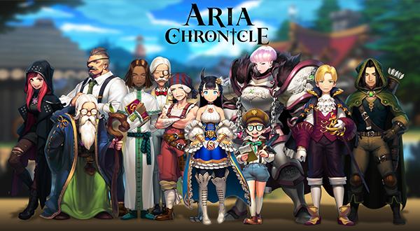 艾莉亚编年史/艾莉亚纪元战记/ARIA CHRONICLE【1.1.0.0】插图