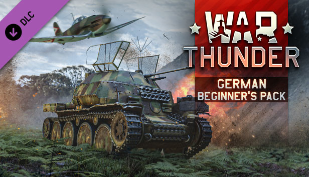 War Thunder - German Starter Pack в Steam