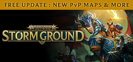 Warhammer Age of Sigmar: Storm Ground Cover Image