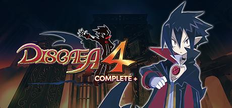 Disgaea 4 Complete+ Cover Image