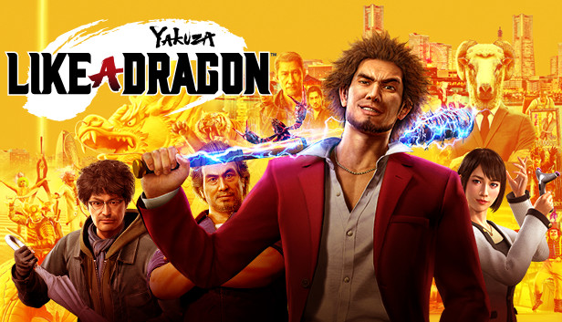 Yakuza: Like a Dragon on Steam