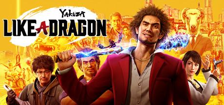 Yakuza: Like a Dragon Cover Image