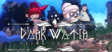 Dark Water  Slime Invader Capa